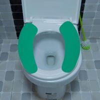 Cheap Paste toilet ma Best Sticky Toilet Mat