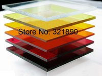 Wholesale mm thick opal white acrylic sheet advertising material furnishing material decoration material