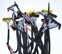 Wholesale inch Often use Laptop LCD LED Test LVDS Data line LCD repair parts FI RE51S HF LCD cable order lt no track