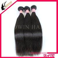 Cheap straight hair Best peruvian virgin hair