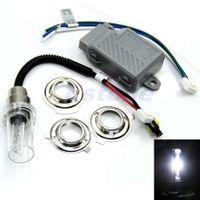Wholesale Motorcycle Motorbike Headlight Hid Kits Light Bulb H6 K W Xenon Lamp