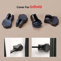 auto interior protection - Interior Accessories Auto Fastener Clip Door Check Arm Waterproof Protection Cover Kit For Infiniti G25 G35 G37 EX25 FX50 M25 M35
