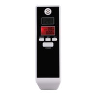 Wholesale Prefessional Parking Detector Gadget LCD Digital Breath Alcohol Tester with Backlight Breathalyzer Driving Essentials PFT S order lt no t
