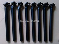 Wholesale SVMONO AL7075 D forged alloy seatpost for MTB ROAD bike bicycle seatpost SATIN BLACK mm mm