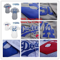 Baseball angeles dodgers logo - MEN S WOMEN S KID S Los Angeles Dodgers Authentic Personalized Jersey Custom Baseball Jerseys Embroidery Logo Stitched White blue Grey