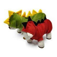 Wholesale Pet Dogs Puppy Cat Dinosaur Pretty Hoodie Dress Up Clothes Apparel Coat Jacket