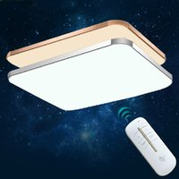 Wholesale 12 W Aluminum Alloy PAMMA Acryl Lamp Body Rectangular Square Shape Energy saving LED ceiling light ceiling lamp