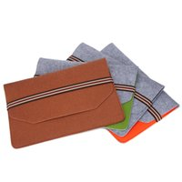 Wholesale Fashion and Unique LSS Soft Sleeve Case Carry Bag Perfect for quot Macbook Air Pro Retina Ultrabook Laptop Notebook Tablet PC