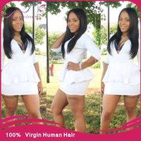 30 inch brazilian hair - 5a karida hair products brazilian straight virgin hair bundle unprocessed human hair weave brazillian hair inch