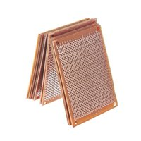 Wholesale 50pcs x7 cm DIY Prototype Paper PCB Universal Experiment Matrix Circuit Board New