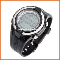 Cheap Waterproof Outdoor Sports Wireless Heart Rate Monitor Fitness Exercise Cycling Calories Pedometer Watch with Chest Strap