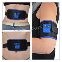 Wholesale Electronic Muscle Gymnic Belt Health Care Slimming Body Massager Arm Leg Waist Belts Sports Exercise Toner Trainning Factory PRICE
