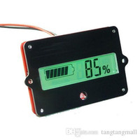 Wholesale LCD Indicator Battery capacity Tester for V V V V Lead acid Lithium Cell