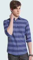 casual shirts - Simple long sleeved casual man shirt men s shirts