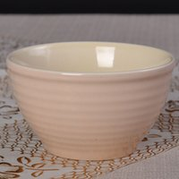 beef noodle bowl - The hotel supplies solid color ceramic glaze large bowl large bowl of beef noodle bowl of Japanese family tableware