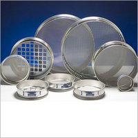 Wholesale low price Stainless Steel Standard Test Sieve Vibrating Sieve wire mesh Sieve High quality free Sample Factory Since