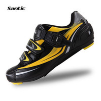 Wholesale Bicycle Shoes For Road Racing And Mountain Racing Athletic Shoes Mens MTB Cycling Shoes Nylon fibreglass Soles With Clips Racing