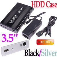 Wholesale 2015 Aluminum Special Offer Stock C838b s Sale Usb Hdd Sata Hard Disk Drive Enclosure Case Box Inch