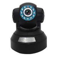 Wholesale Wireless WPS Two Way Audio P2P ONVIF Built in Mic Indoor P MP IP Camera with Phone Remote Monitoring Pan Tilt