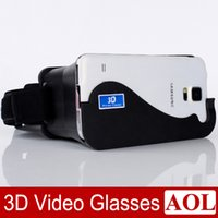 3d converter - DHL free NEW Virtual Reality VR D Video Glasses Headband D to D Film Converter for quot for iPhone Samsung Google D Glasses