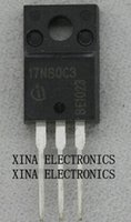 Wholesale SPP17N80C3 SPP17N80 N80C3 N80 A V TO220 ROHS ORIGINAL Electronics composition kit