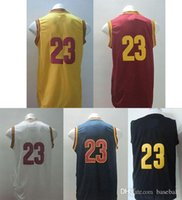 basketball apparel - Hot Sale Men s James Basketball jersey Athletic Outdoor Apparel Embroidery Name an Logo Allow Mix Order