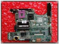 All'ingrosso-446477-001 per HP Pavilion DV6000 DV6500 madre del computer portatile integrata Intel 965GM trasporto libero