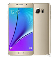 Wholesale 2016 New Note Note5 MTK6572 dual core inch MP Camera GPS Wifi Smartphones Show GB GB Fake LTE G