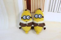 banana ice - 2015 CM Bananas Despicable Me plush toys Ice Age banana Despicable Me doll plush toys