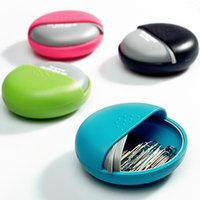 Wholesale Multifunction Pocket Pill Cases Candy Color Portable Pills Coins Case