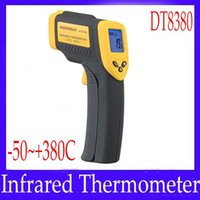 Wholesale Non contact Digital IR infrared thermometer DT8380 range C MOQ