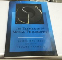 magazines - The Elements of Moral Philosophy by James Rachels Stuart Rachels free DHL