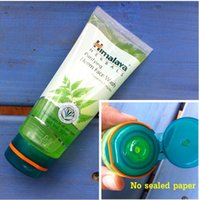 ayurvedic oils - Himalaya Anti Acne treatment Neem facial cleanser Purifying Turmeric Face Wash Ayurvedic oil control Face Care Keep skin pure