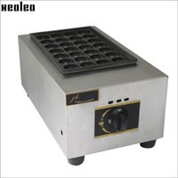 Wholesale Commercial Fish ball Furnace waffle maker gas furnace for make fish ball