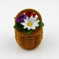 basket packaging - High quality Jewelry boxes color baskets of flowers Velvet gifts boxes for Necklaces Earrings Rings Jewelry packaging display for gifts