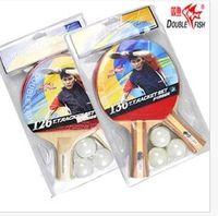 Wholesale sport Shake hand Table Tennis Racket set rackets balls
