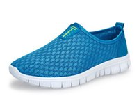 Wholesale New Summer popular men s sport shoes breathable mesh casual shoes men sneakers