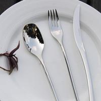 appliances service - Top Grade Durable Flatware Set Spoon Fork Knife Kit Multi used Western Cutlery Restaurant Bar Service Appliances Tableware order lt no
