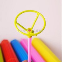 Wholesale 30 sets High quality Foil Balloon stick cm Colorful PVC rods cups for Supplies cartoon Aluminum Balloons Decoration