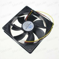 axial flow fans - 3Pin Wire inch CM mm x120x25MM DC V Axial Flow Computer PC CPU Case Water Cooling Fan Fans
