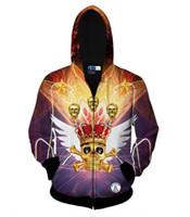 alternative coats - Spring Tide brand men and women Europe winter lovers hooded sweater alternative d d spoof tide men sweater coat size S XXL WG210