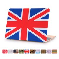 Wholesale The British Flag Macbook Mac Laptop Matt Protective Hard PC Case Cover for inch Air Pro Retina