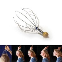 anxiety head - 1PC New Head Scalp Massager Massage Claw Stress Anxiety Tension Relax Tool Hair Care