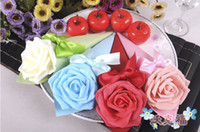 Wholesale Favor Holders Candy box Roses sweet box Ice cream and joyful box Small cone candy box Wedding and joyful box