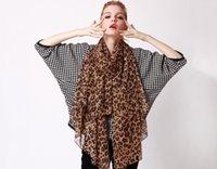 Wholesale Spring Scarfs Scarves for Women Leopard