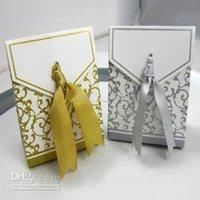 Cheap Favor Candy Boxes Wedding Best ribbon wedding