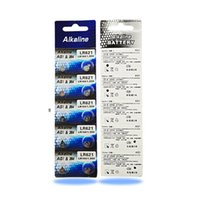 AG1 LR60/164/621 applied cards - 10pcs card V mAh AG1 LR60 SR621 Alkaline Button Cell Battery Apply for Electric toys Flashlights watches E BOOK E clock etc
