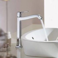 Wholesale New Design Brass Basin Vessel Sink Faucet Mixer Taps