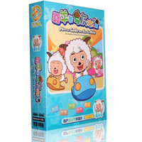 Wholesale Hot selling DVD movie for children DVD Movies TV series xiyangyang huitailang Cartoon movies Children Film