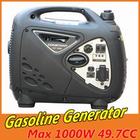 Wholesale DHL Free CONSTANT CST1000i Model Small Gas Engines with cc Max Power W Generator Portable Gasoline OHV Engine Inverter Generators